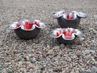 Blooming flower bowl
